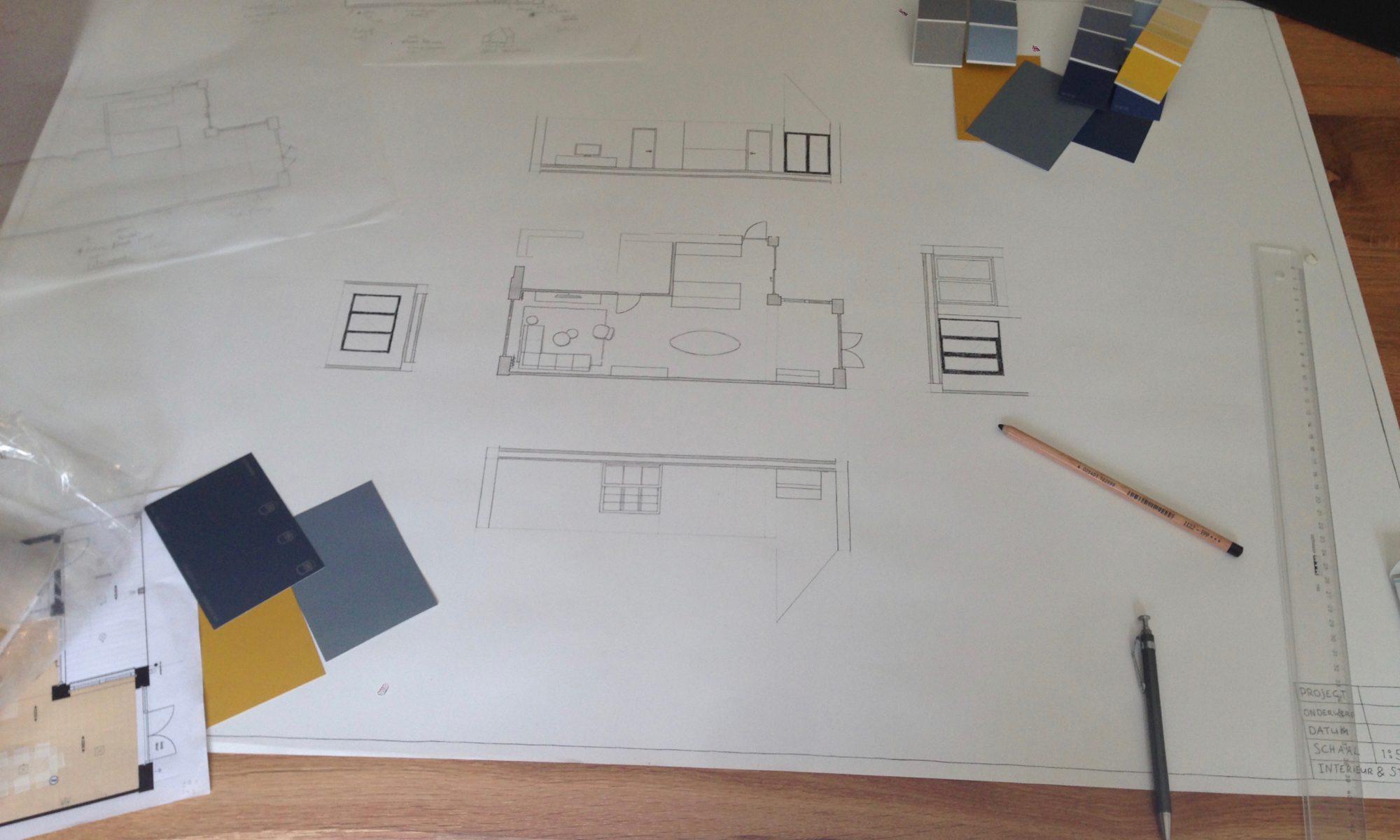Interieur styling momenteel wordt er gewerkt aan deze for Interieur design hbo
